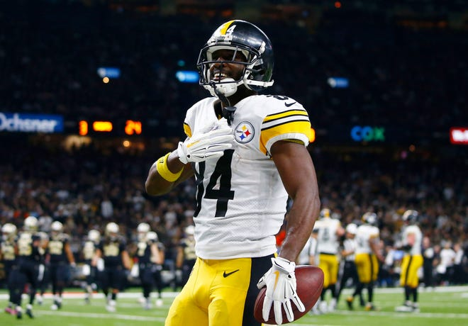 Pittsburgh Steelers Antonio Brown Reportedly Asks For Trade