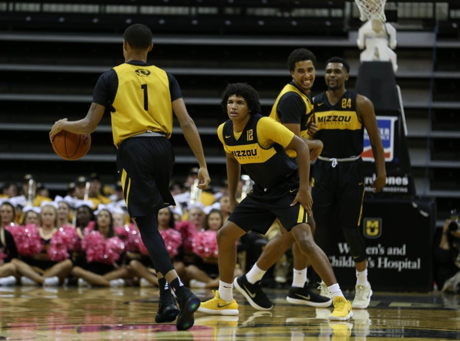Former Reitz standout and Evansville transfer Dru Smith is redshirting this season at Missouri.