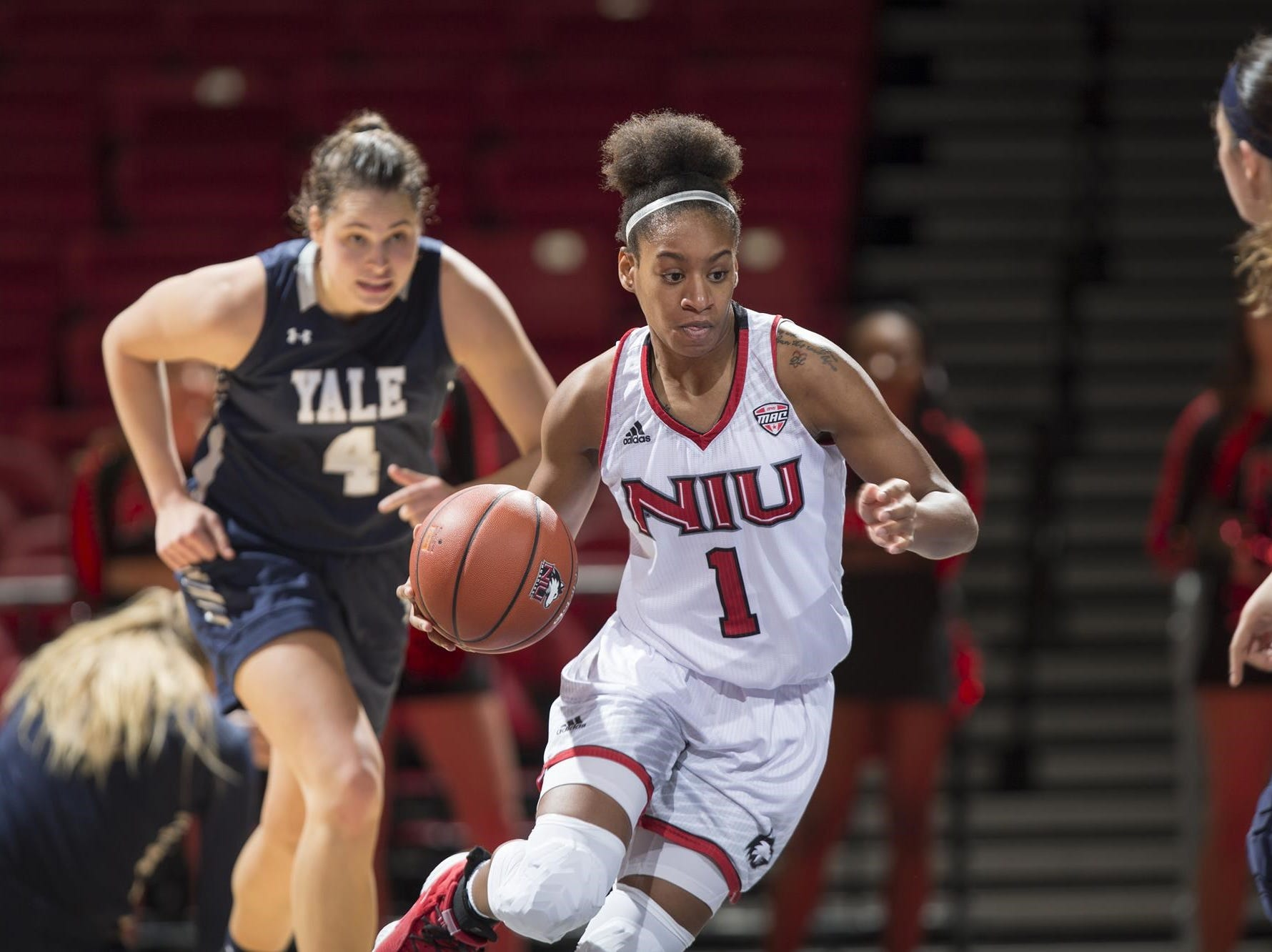 Evansville Central graduate Errin Hodges is a sophomore at Northern Illinois.