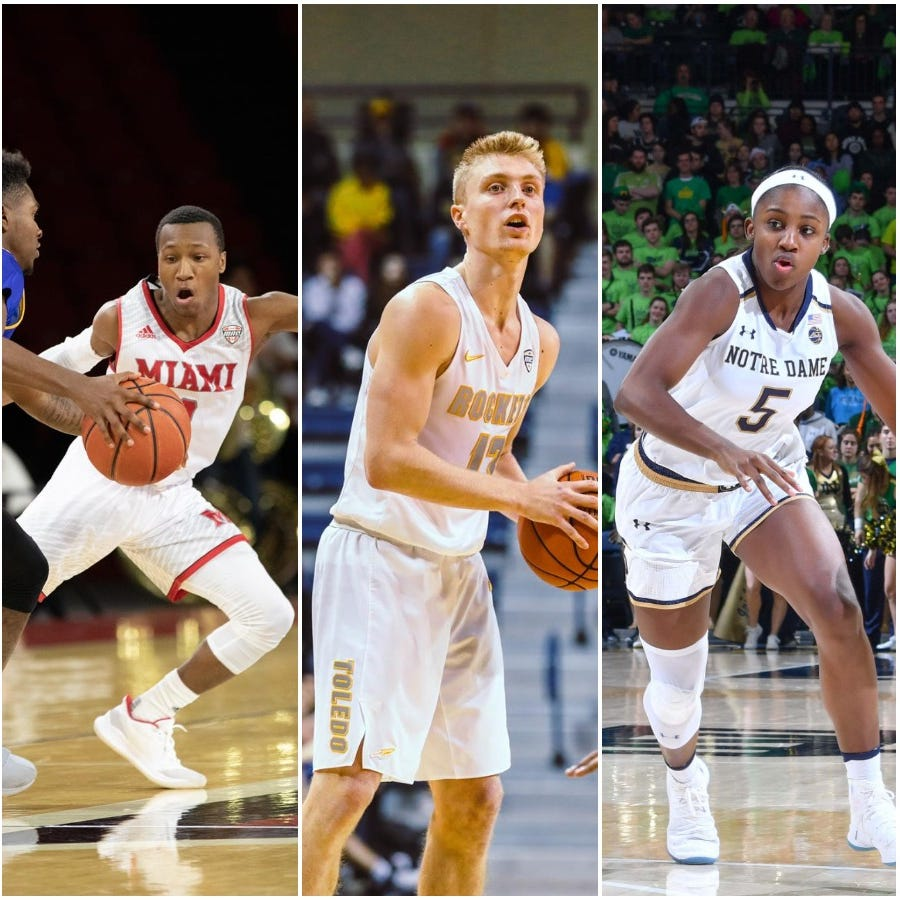 Checking in with Evansville-area natives playing Division I college basketball