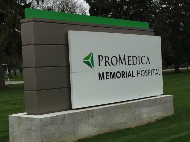 ProMedica Memorial Hospital in Fremont readies for coronavirus cases.