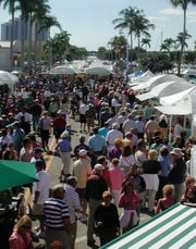 ArtFest Fort Myers returns to downtown Fort Myers Feb. 1-3 with more than 200 artists.
