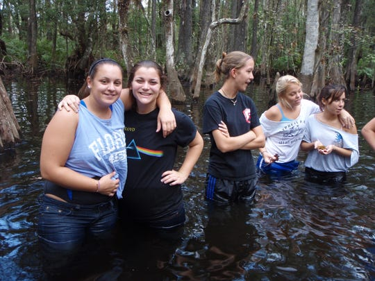The Monday Group began in 1969. Students got involved in a number of conservation issues that help shape Lee County's environment.