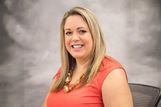 Erin Rigby, Community Resource Network specialist
