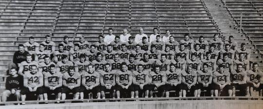 1948 undefeated Clemson football team.