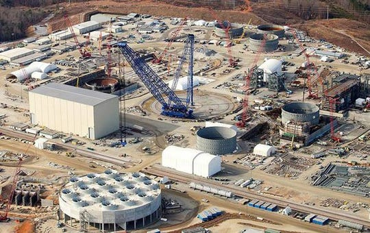 SC utilities SCE&G and Santee Cooper have abandoned construction on two nuclear reactors at the VC Summer nuclear site.
