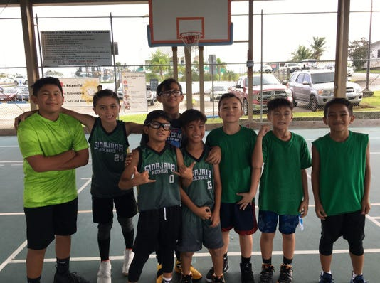 10u Sinajana Rockers Green