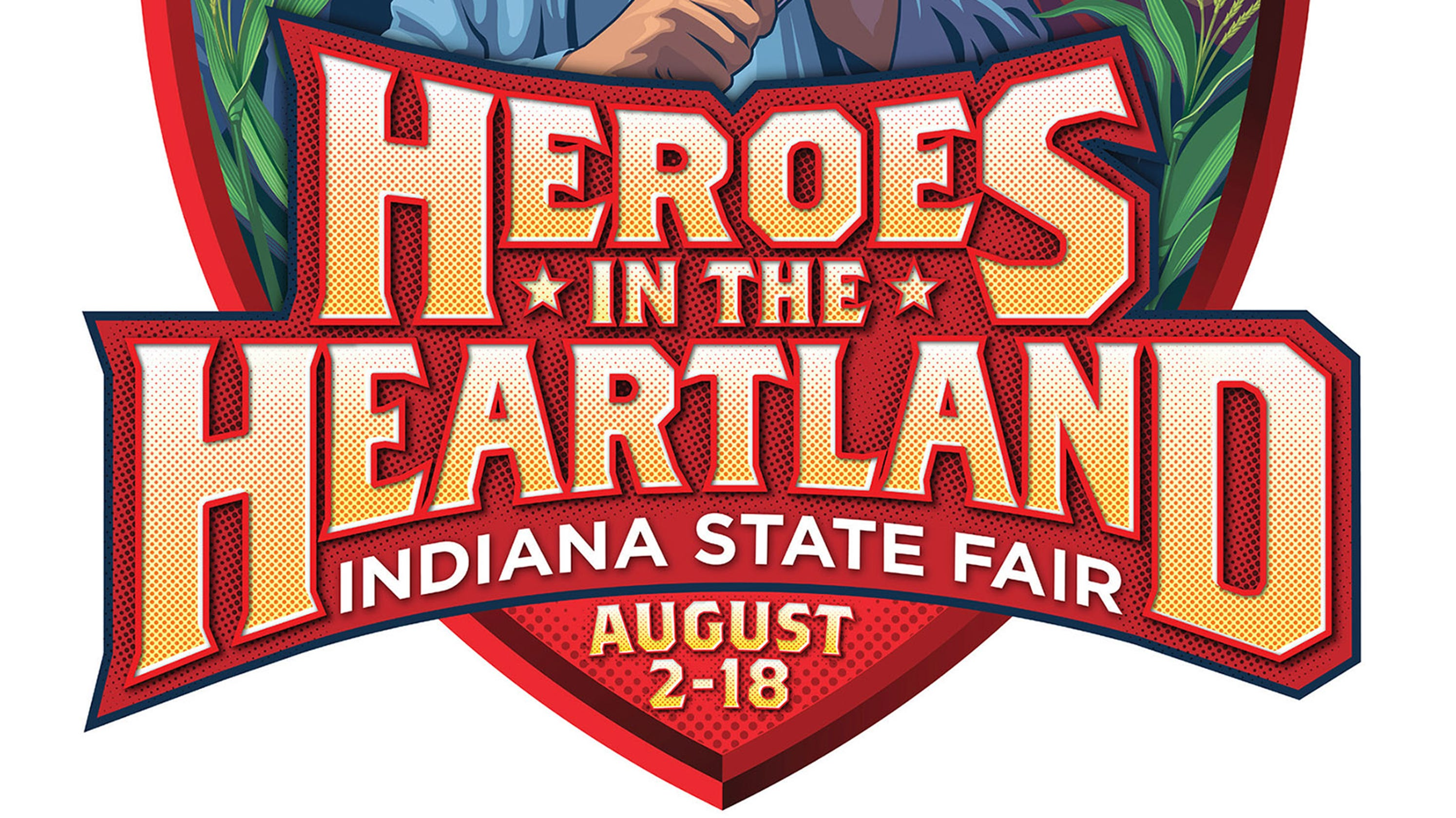 Here's the theme for the 2019 Indiana State Fair