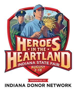 Logo for the 2019 Indiana State Fair theme.
