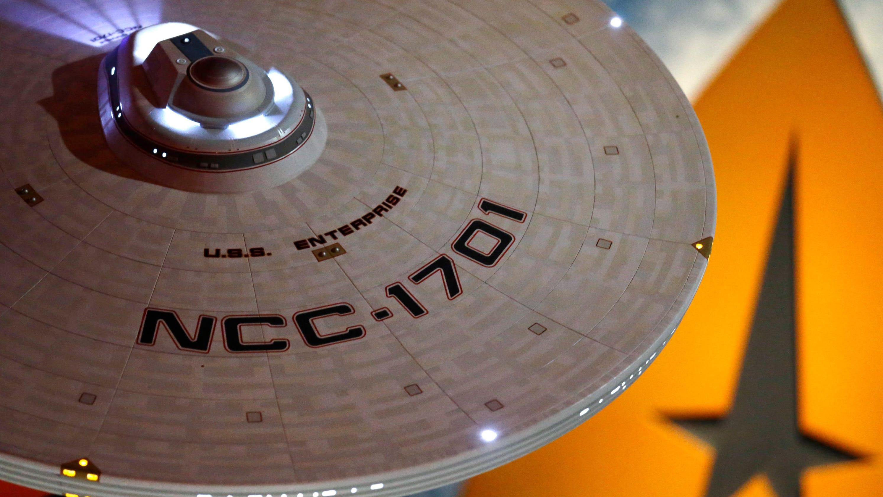 Star Trek' artifacts headed to Children's Museum of Indianapolis