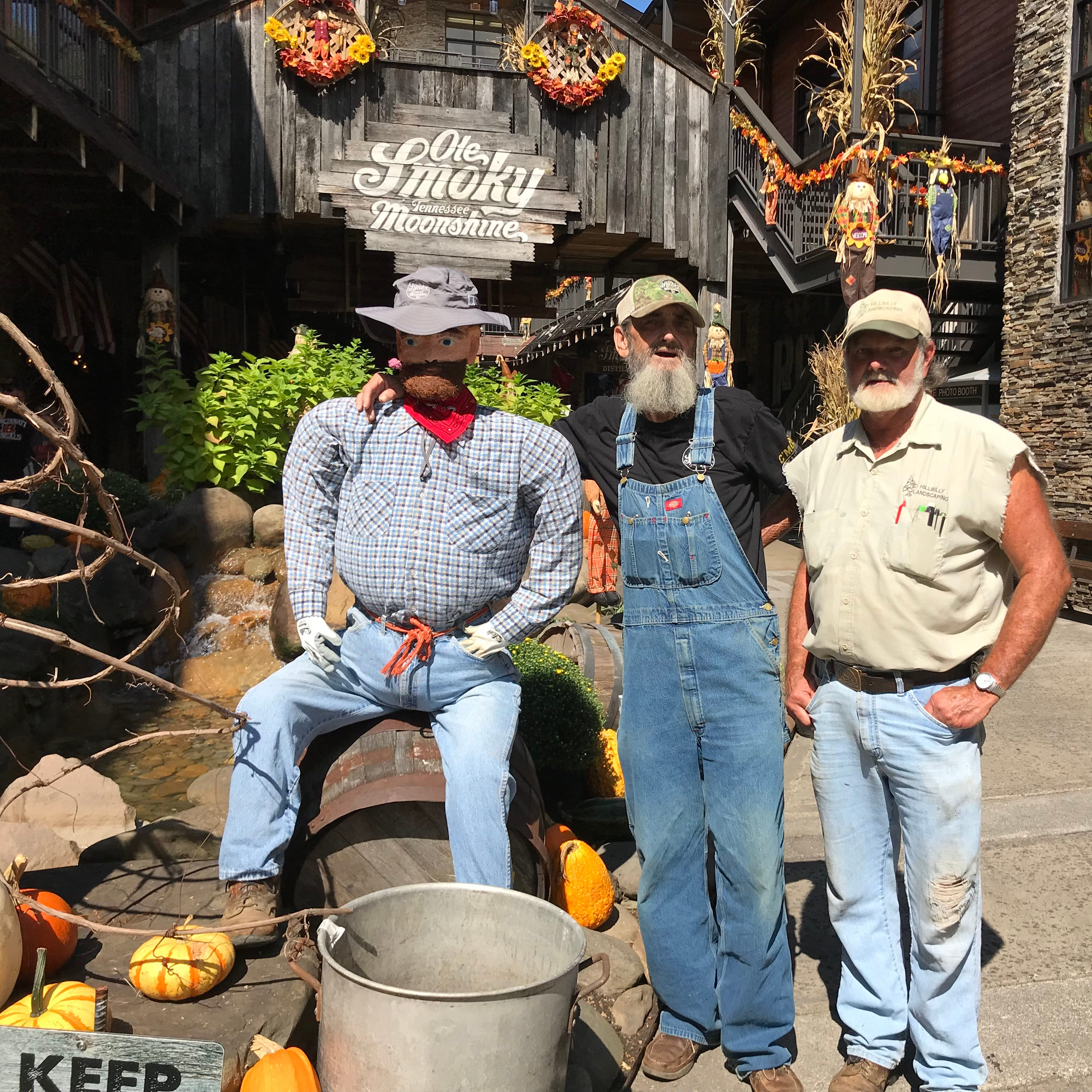 Gatlinburg to try for largest scarecrow display in Guinness Book of World Records
