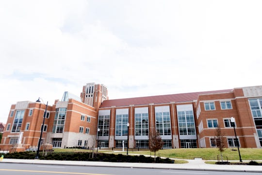 The new University of Tennessee Student Union is open on the UTK campus.