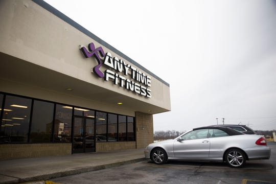 An Anytime Fitness location in Loudon Wednesday, Jan. 2, 2019. Anytime Fitness is expanding in Tennessee.