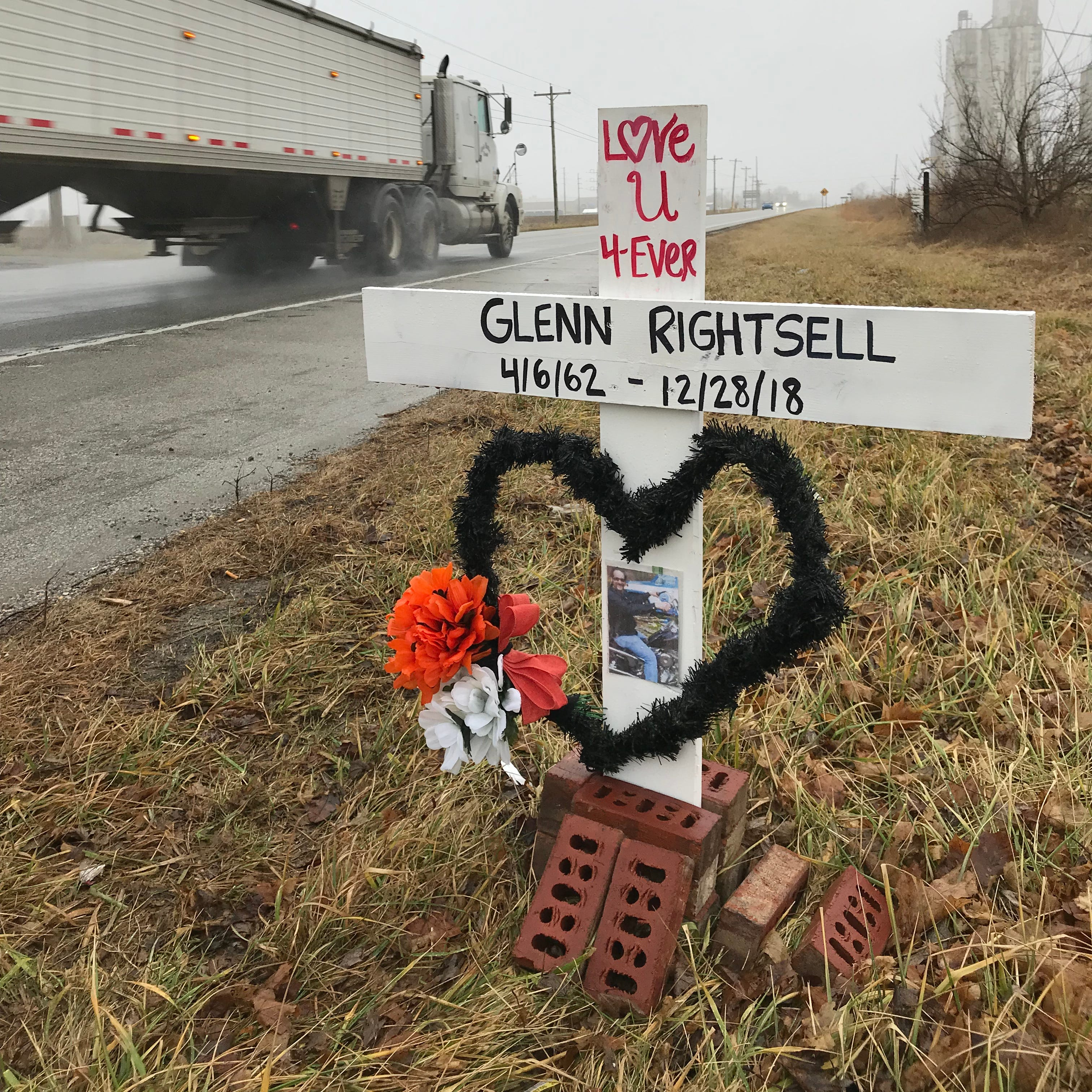 ISP fatal shooting: Police hand investigation to prosecutor in death of Glenn Rightsell