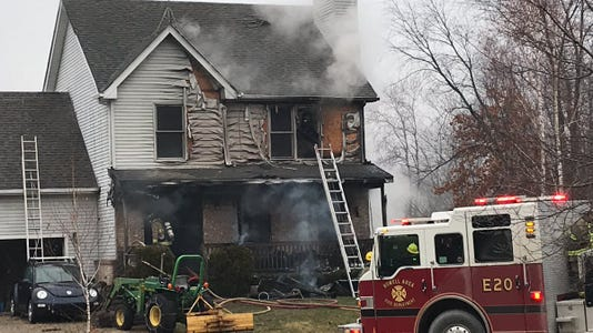 Marion Township Fire