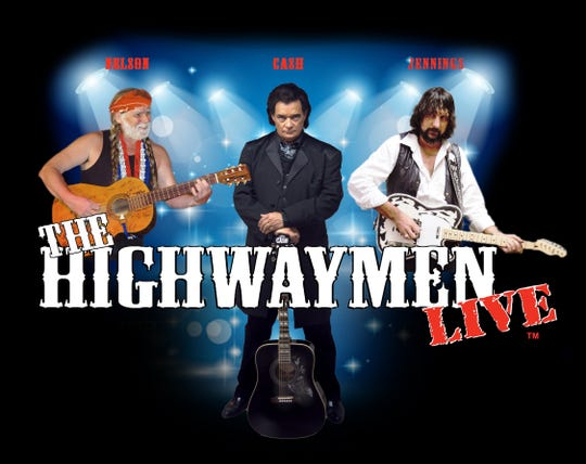 The Highwaymen Live