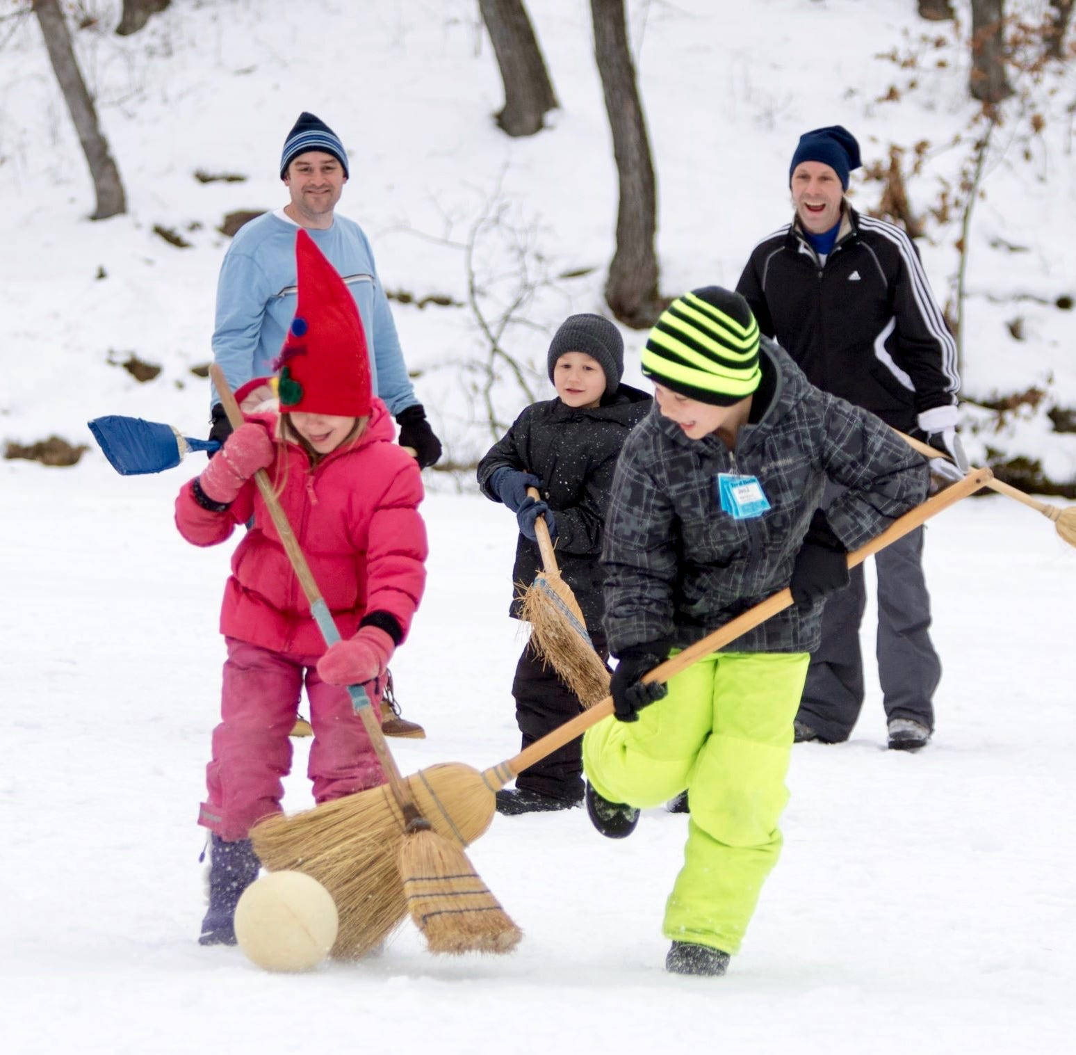 Beat cabin fever with pointy red hats at Mount Horeb's Scandihoovian Winter Festival