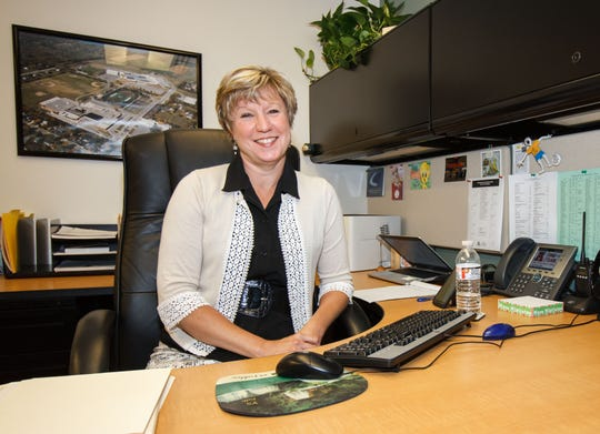 Arrowhead Superintendent Laura Myrah is one of the highest-paid school superintendents in the Milwaukee suburbs.