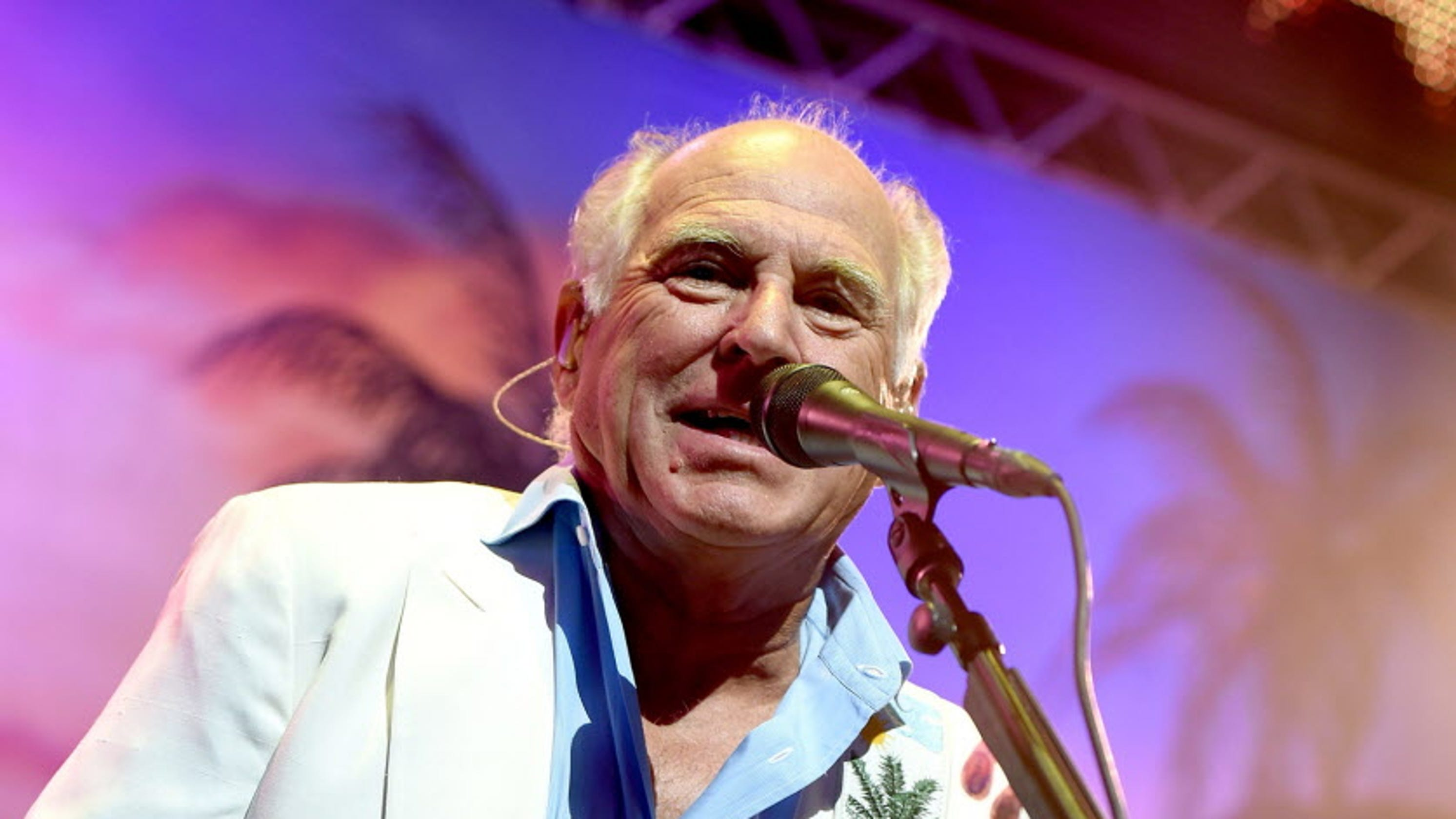 Jimmy Buffett is coming back to Alpine Valley Music Theatre