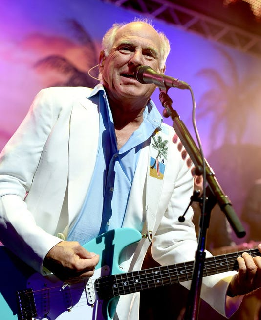 Jimmy Buffett is coming back to Alpine Valley Music Theatre July 20