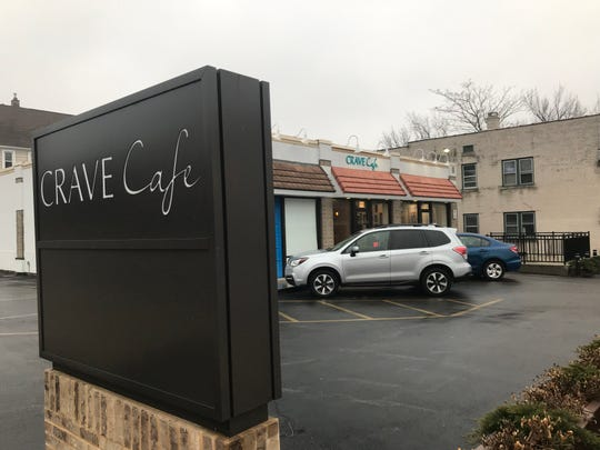 Crave Cafe opened in Shorewood in October 2016.