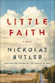 Little Faith. By Nickolas Butler.