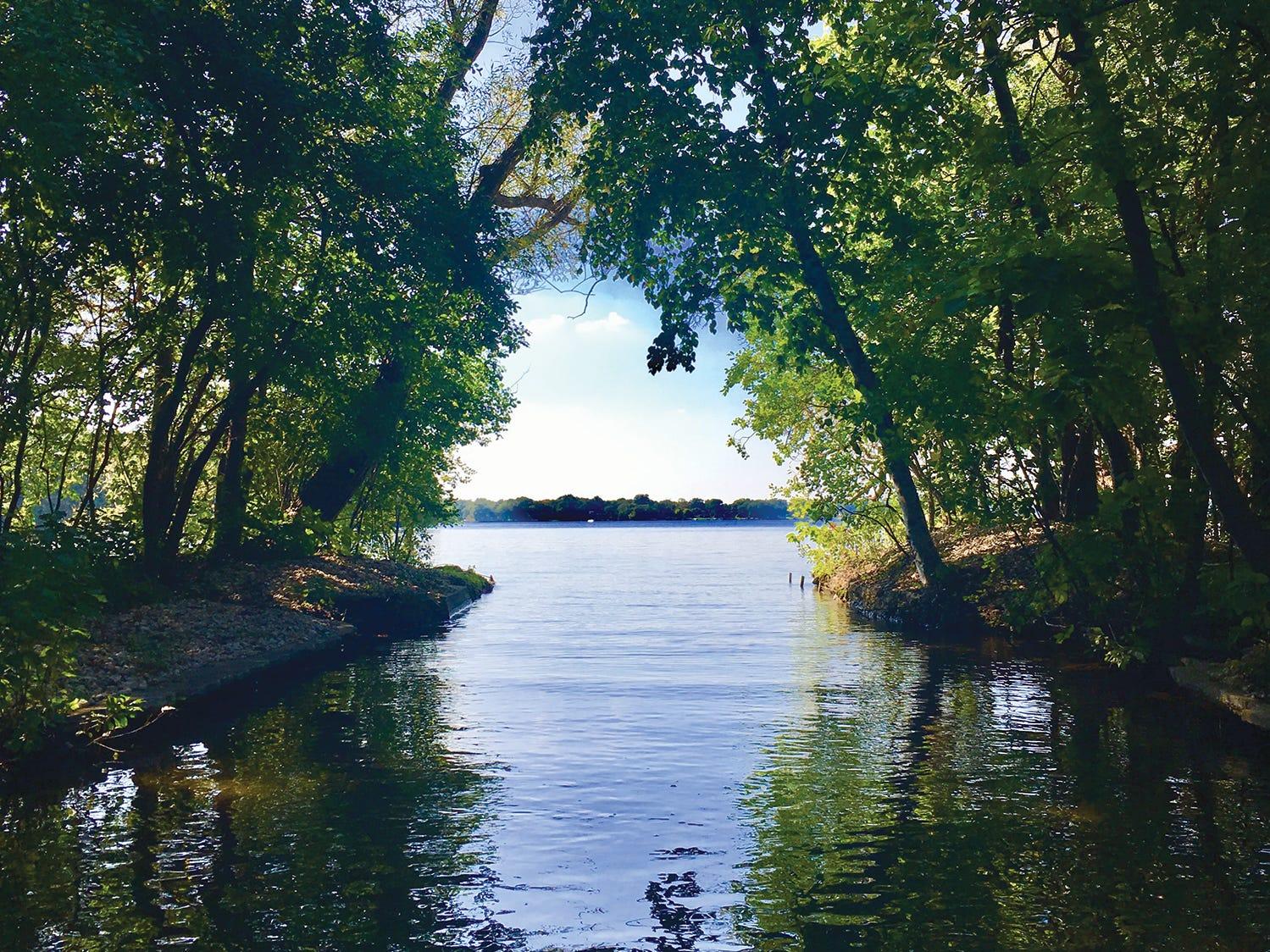 Okauchee Lake.