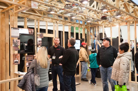 2019 MBA Home Building & Remodeling Show runs Jan. 11-13 at the Exposition Center at Wisconsin State Fair Park.