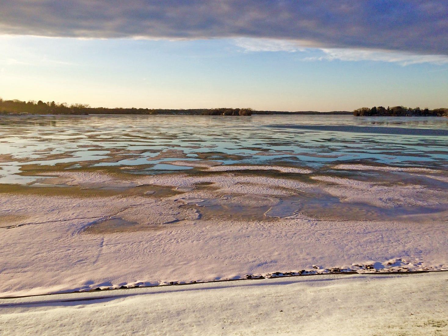 Lac La Belle.