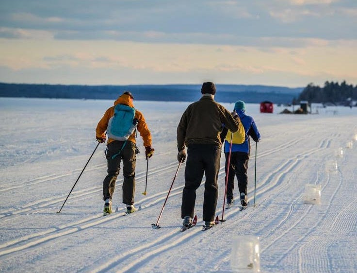 Compete in your favorite sport this winter in Wisconsin