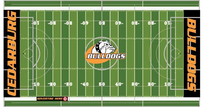 If the necessary funds can be raised, Cedarburg High School will have a football field with FieldTurf that will lend itself for multipurpose use, including for other athletic teams, physical education classes, and community events.