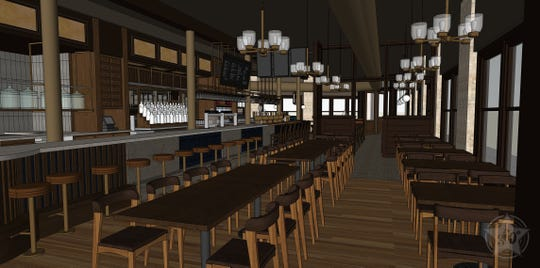 The Lowlands Group will open Centraal Grand Cafe & Tappery in February.