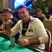 Competitive poker player and Parsippany resident Damon Ferrante, who suffers from chronic lymphocytic leukemia, was awarded a $30,000 buy-in package to the PokerStars Players No Limit Hold'em Championship starting Jan. 6, 2019, in the Bahamas.