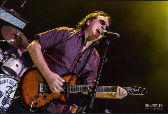 Denny Laine, co-founder of the Moody Blues, will draw from his 50-year career in music when he plays the Newton Theatre on Saturday, January 12.  Laine was also an original member of Wings with Paul and Linda McCartney.