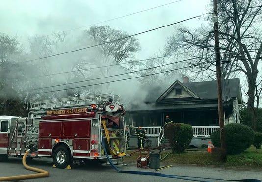 Grove Street Fire