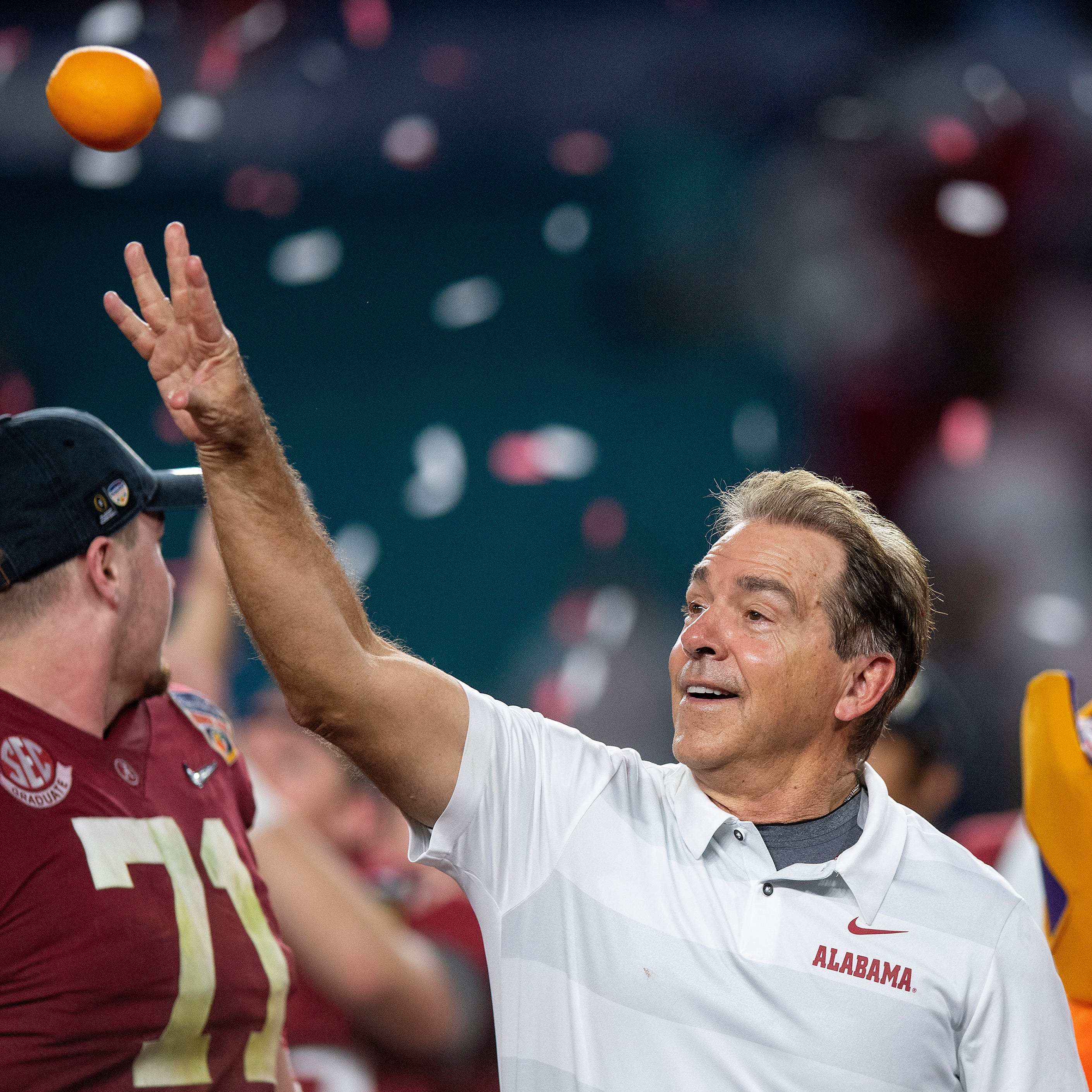 Nick Saban gets a new hip, should return to work in 'very near future'
