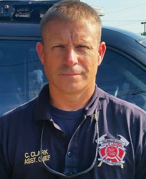Chris Clark is leaving his role as La Vergne's fire chief to work as public safety director for Rutherford County.