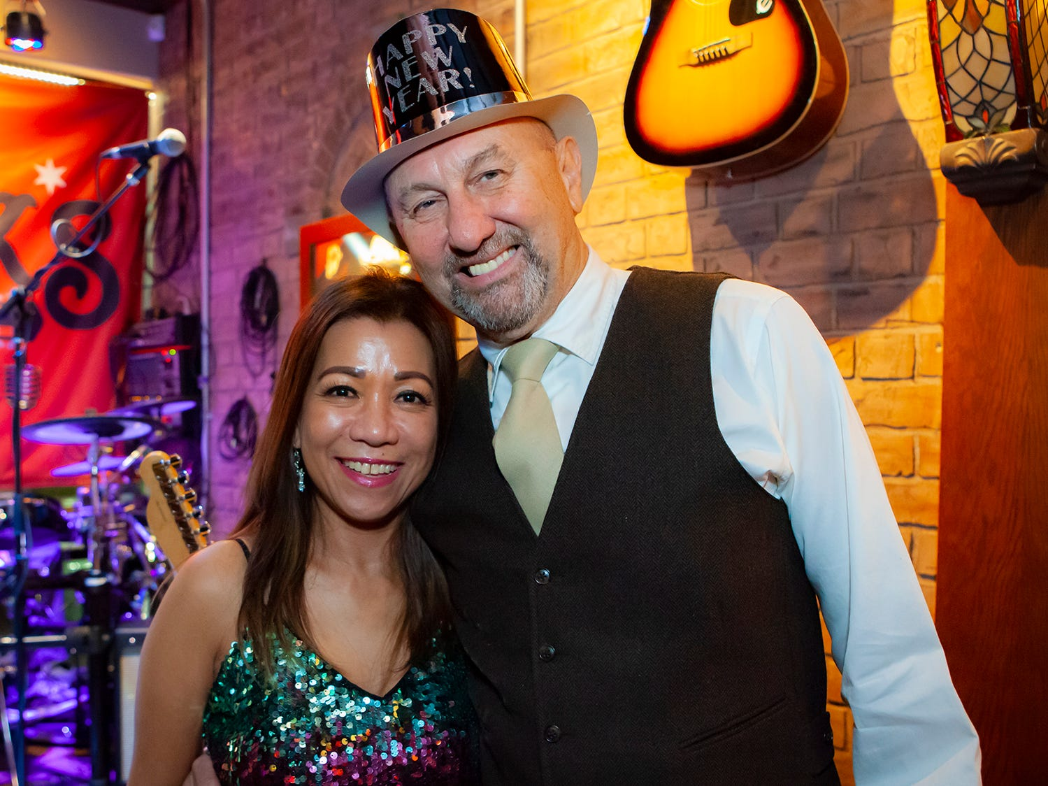 Ken and Gina Strode are the owners of Hank's Honky Tonk in Murfreesboro.
