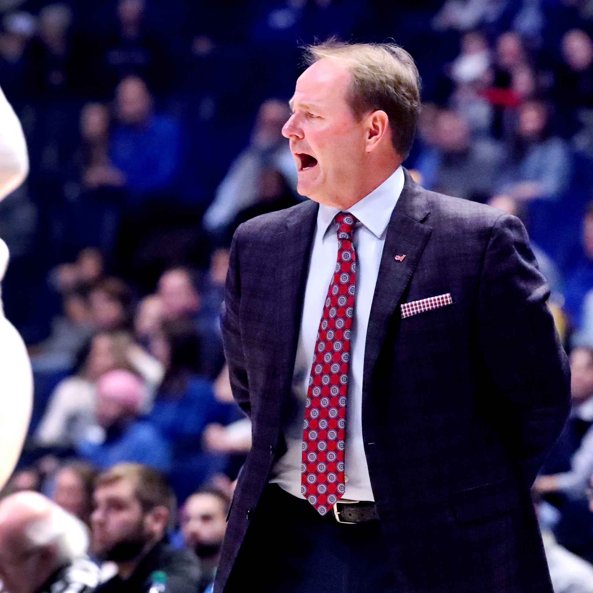 Ole Miss' Kermit Davis named SEC Coach of the Year, a year after leaving MTSU