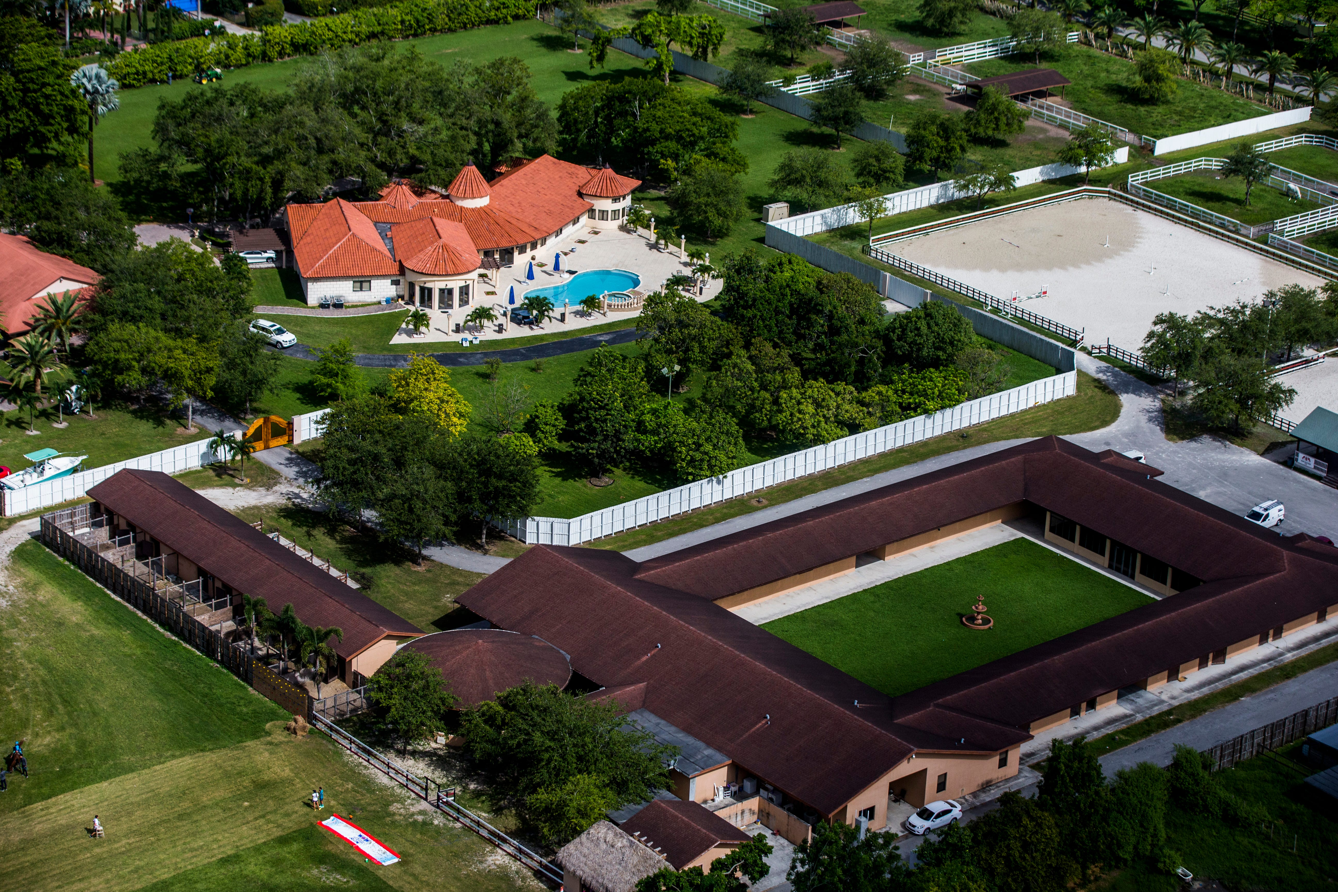 The sprawling country estate in Miami-Dade purchased in 2014 by Ismael Labrador, founder of a cosmetic surgery business that has experienced the highest number of patient deaths in Florida since 2013.