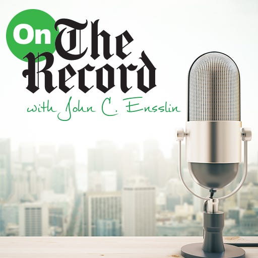 On the Record with John Ensslin