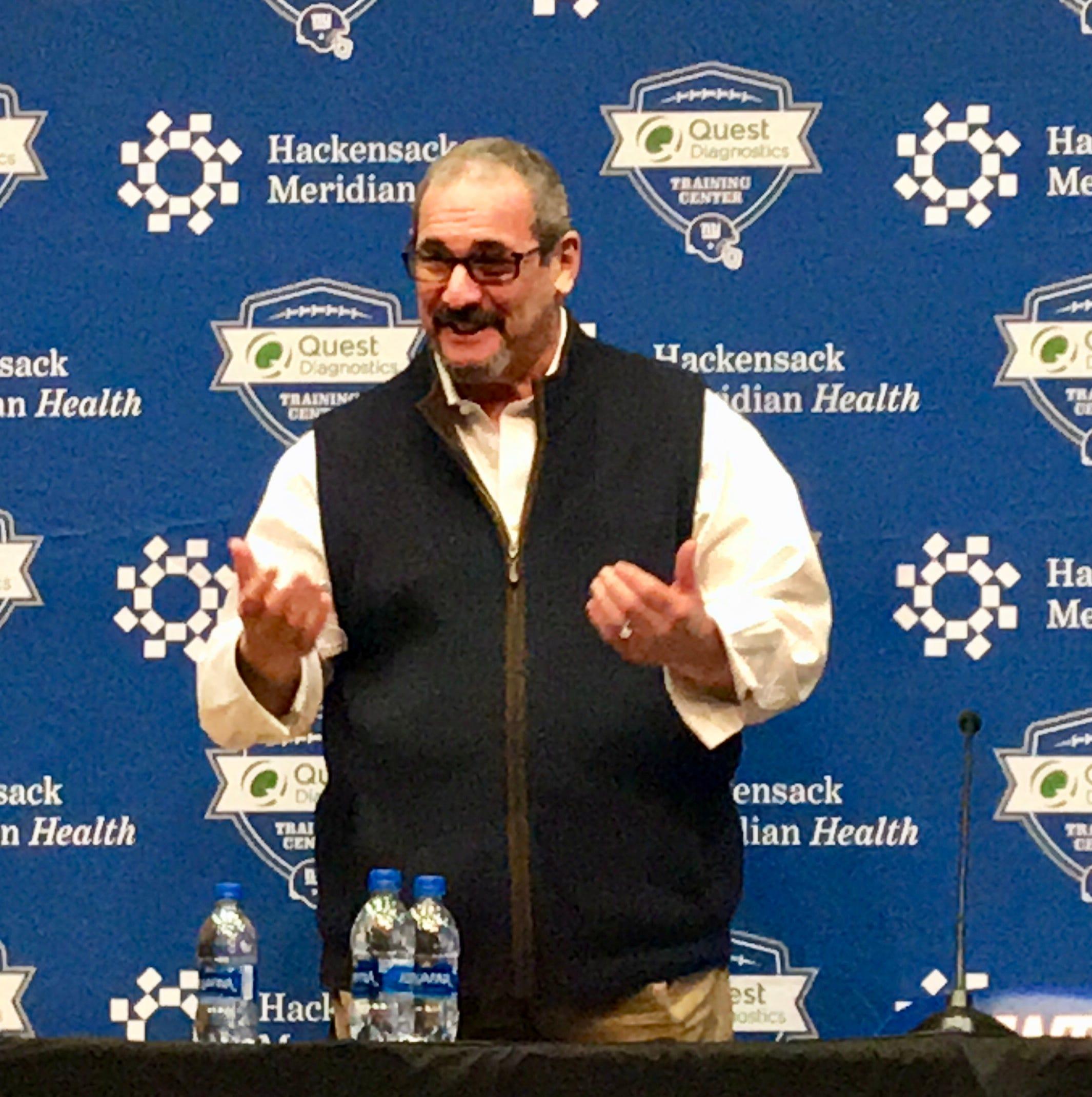 5 takeaways from NY Giants GM Dave Gettleman's season-ending address