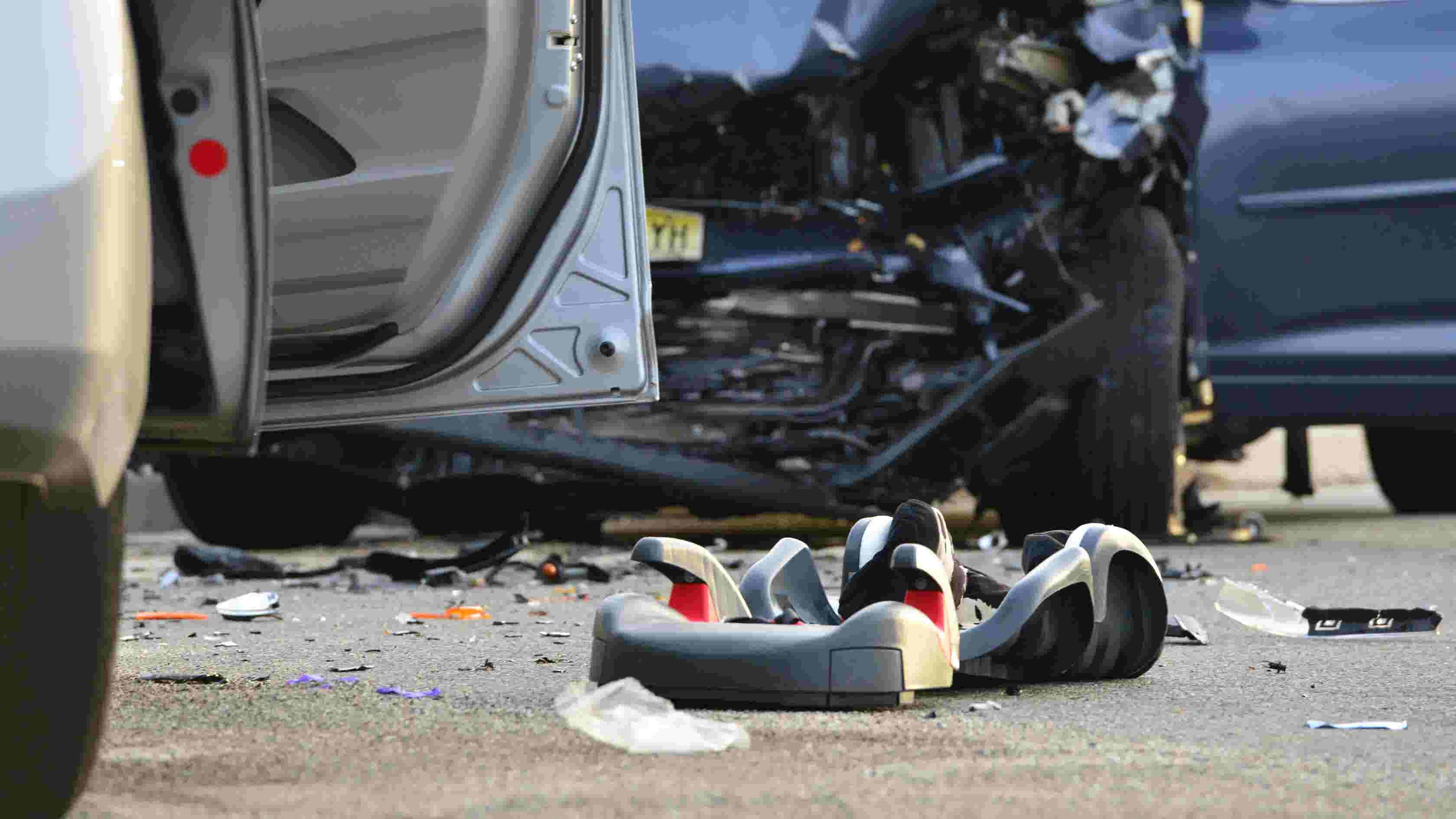harrington park nj car crash: 2 people in critical condition