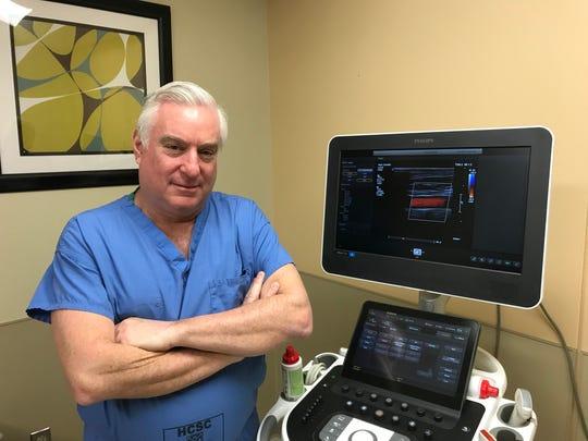 Dr. Clifford Sales, of Short Hills, heads up Overlook Medical Center's summer internship program, entering its 10th year.