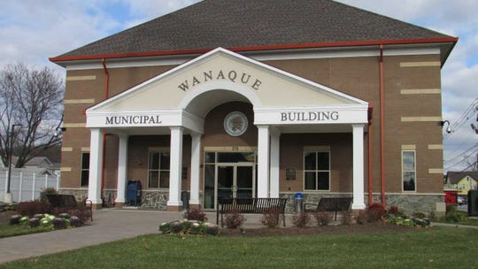 The old Wanaque Borough Hall with its upstairs courtroom has been replaced by this new municipal building. A new courtroom inside has heavy security measures.