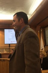 Steve McCutcheon was sworn in Jan. 2, 2109 as District 4 Eddy County Board of Commissioner.