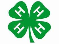 The 4-H logo
