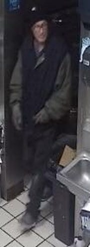 Know who this guy is? Farmington Public Safety wants to hear from you. He's wanted to breaking  into two businesses.