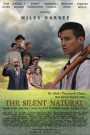 "The David Risotto film ""The Silent Natural"" looks at Dummy Hoy's early playing days in Oshkosh. The movie will premiere in April 2019."