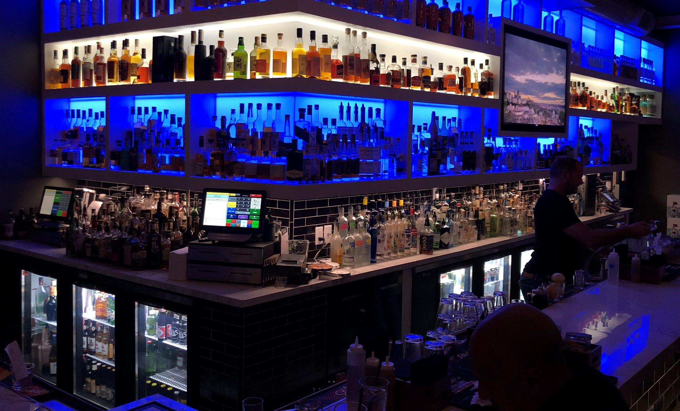 Blackbook Bar.